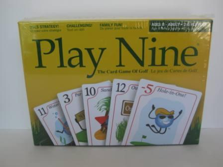 Play Nine - The Card Game of Golf (2012) (SEALED)